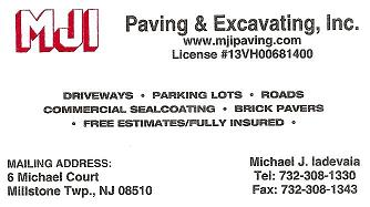 MJI Paving & Excavating, Inc.